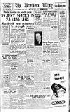 Northern Whig Wednesday 03 January 1945 Page 1