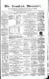 Ormskirk Advertiser Thursday 31 December 1857 Page 1