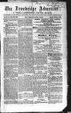 Wiltshire Times and Trowbridge Advertiser Saturday 01 September 1855 Page 1