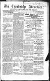 Wiltshire Times and Trowbridge Advertiser Saturday 15 September 1855 Page 1