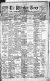 Wiltshire Times and Trowbridge Advertiser Saturday 05 January 1895 Page 1