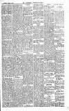 Warminster & Westbury journal, and Wilts County Advertiser Saturday 15 March 1884 Page 5