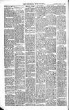 Warminster & Westbury journal, and Wilts County Advertiser Saturday 15 March 1884 Page 6