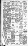 Warminster & Westbury journal, and Wilts County Advertiser Saturday 04 August 1894 Page 4