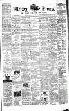 Whitby Times, and North Yorkshire Advertiser Friday 28 March 1873 Page 1