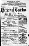 National Teacher, and Irish Educational Journal (Dublin, Ireland)