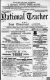 National Teacher, and Irish Educational Journal (Dublin, Ireland) Friday 24 April 1891 Page 1