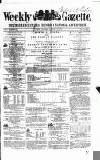 Weekly Gazette, Incumbered Estates Record & National Advertiser (Dublin, Ireland)