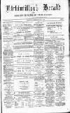 Kirkintilloch Herald Wednesday 22 January 1890 Page 1