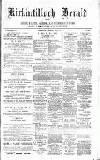 Kirkintilloch Herald Wednesday 01 May 1895 Page 1
