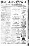 Kirkintilloch Herald Wednesday 11 April 1917 Page 1