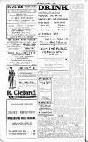 Kirkintilloch Herald Wednesday 31 October 1923 Page 4