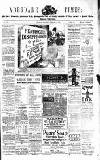 Aberdare Times Saturday 09 February 1889 Page 1