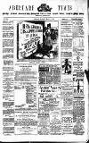 Aberdare Times Saturday 16 March 1889 Page 1