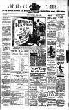 Aberdare Times Saturday 13 April 1889 Page 1