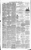 Dudley Guardian, Tipton, Oldbury & West Bromwich Journal and District Advertiser Saturday 24 January 1874 Page 8