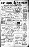Ludlow Advertiser Saturday 19 January 1901 Page 1