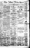 Alloa Advertiser Saturday 21 January 1893 Page 1