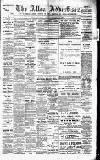 Alloa Advertiser Saturday 19 January 1895 Page 1