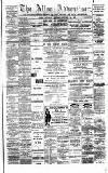 Alloa Advertiser Saturday 13 January 1900 Page 1