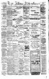 Alloa Advertiser Saturday 27 October 1906 Page 1