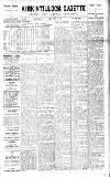 Kirkintilloch Gazette Friday 19 October 1923 Page 1