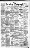 The Cornish Telegraph Thursday 07 July 1898 Page 1