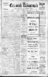 The Cornish Telegraph Thursday 09 January 1913 Page 1
