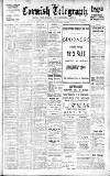 The Cornish Telegraph Thursday 16 January 1913 Page 1