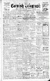 The Cornish Telegraph Thursday 27 February 1913 Page 1