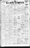 The Cornish Telegraph Thursday 20 March 1913 Page 1