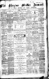 Shepton Mallet Journal Friday 20 August 1869 Page 1