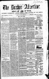 Buxton Advertiser Friday 28 March 1856 Page 1