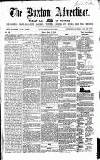 Buxton Advertiser Friday 11 April 1856 Page 1