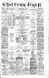 Belfast Telegraph Tuesday 09 April 1878 Page 1