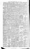 BELFAST EVENING TELEGRAPH, TUESDAY, AUGUST 80, 1881.