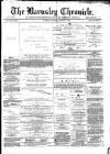 Barnsley Chronicle, etc. Saturday 06 January 1872 Page 1