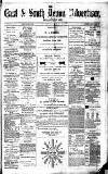 East & South Devon Advertiser. Saturday 04 July 1874 Page 1