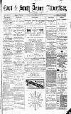 East & South Devon Advertiser. Saturday 01 August 1874 Page 1