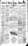 East & South Devon Advertiser. Saturday 08 August 1874 Page 1