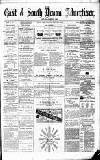 East & South Devon Advertiser. Saturday 10 October 1874 Page 1