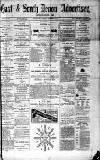 East & South Devon Advertiser. Saturday 14 November 1874 Page 1