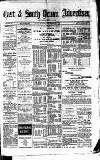 East & South Devon Advertiser. Saturday 04 September 1875 Page 1