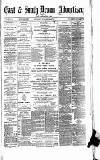 East & South Devon Advertiser. Saturday 25 March 1876 Page 1