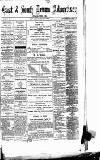 East & South Devon Advertiser. Saturday 29 July 1876 Page 1