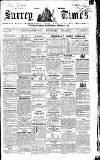 West Surrey Times Saturday 07 June 1856 Page 1