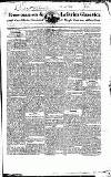 Roscommon & Leitrim Gazette Saturday 08 June 1822 Page 1