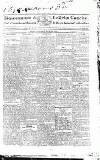 Roscommon & Leitrim Gazette Saturday 13 July 1822 Page 1