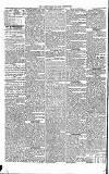 Cork Constitution Thursday 16 November 1826 Page 2