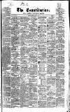 Cork Constitution Saturday 12 April 1851 Page 1